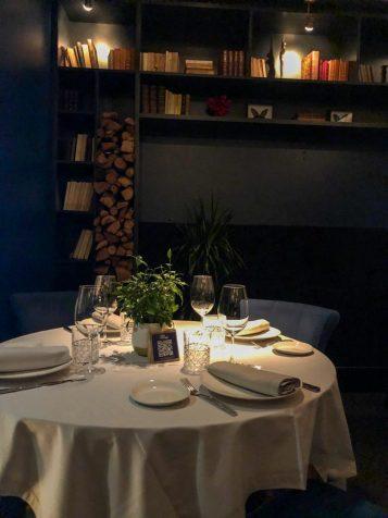 Designer de Interiores Inês Veiga Pereira Restaurante Ten Con Ten - Madrid 2021